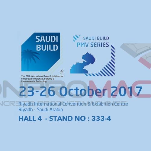 SAUDI BUILD 2017