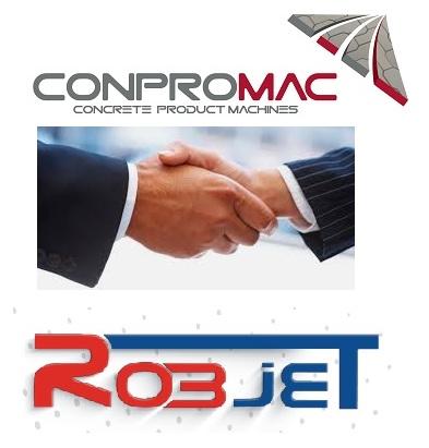 Conpromac ve Robjet CNC,Su jeti, Lazer CNC Kesim Teknolojileri ile Birlikte