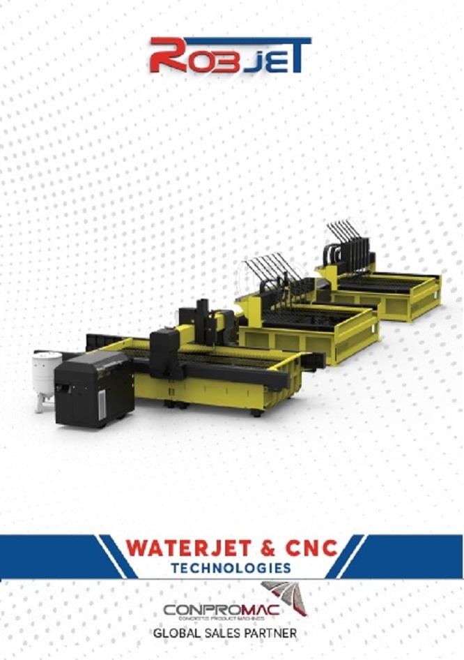 Conpromac Waterjet & CNC Teknolojileri Katalog