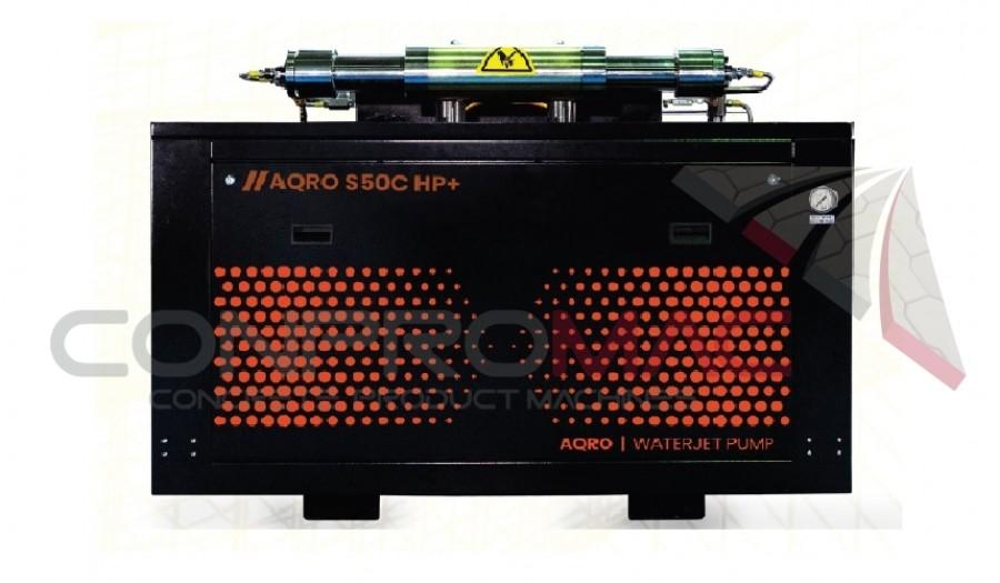 AQRO S50C+ Yüksek Basınç Pompası
