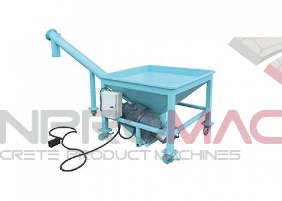 Sulu Beton Dolum Makinası